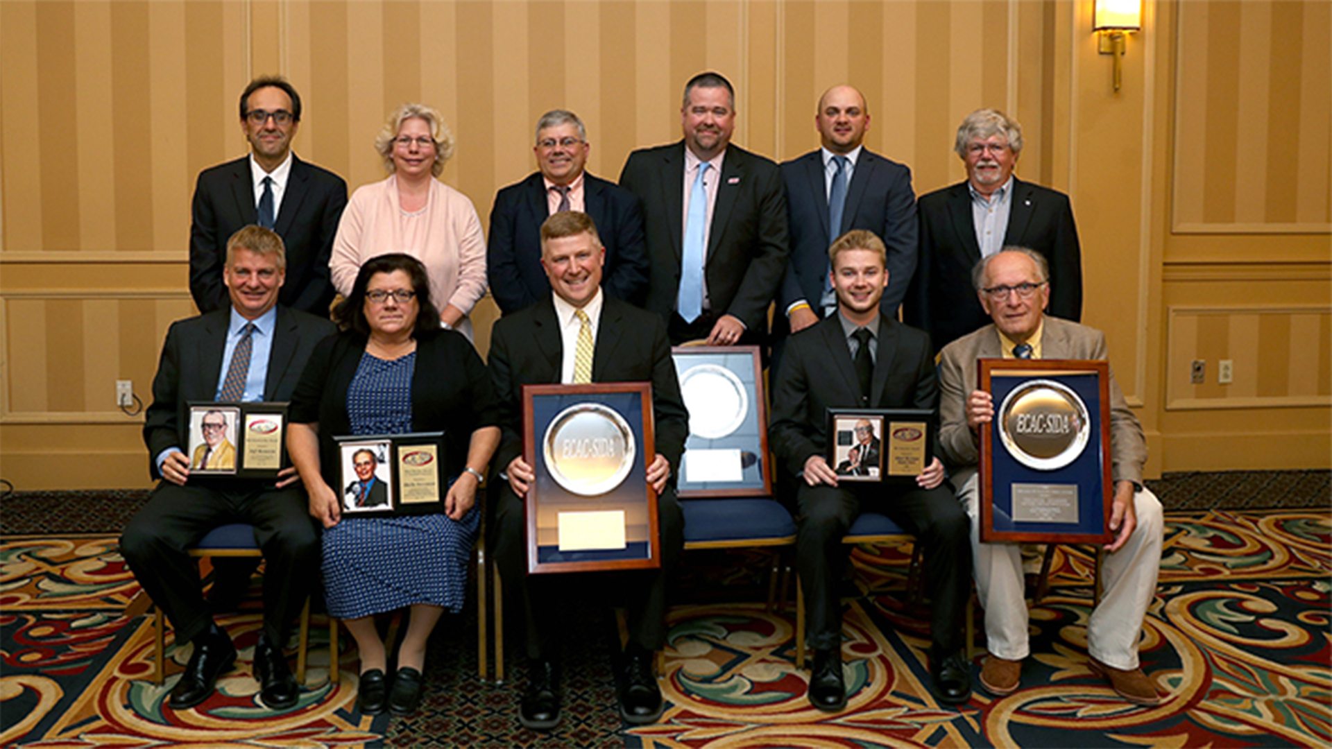 Nominations for annual awards due Jan  31 - ECAC-SIDA